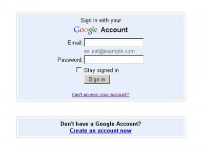 Dvoufaktorová autentizace od Google