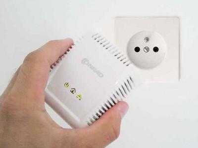 LAN přes elektrickou síť
