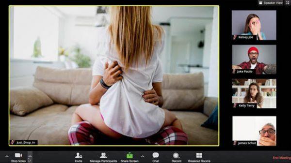 Rizika videokonferencí aneb s čím kdo zachází, tím také schází