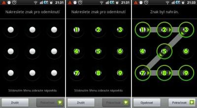 Chytré telefony a smudge attack