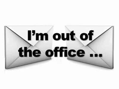 Používáte funkci Mimo kancelář?